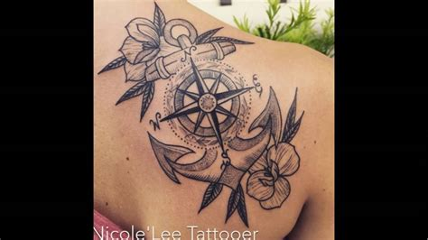 tatuajes de ancla anclas tattoos youtube