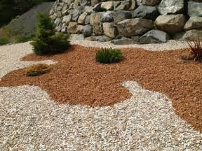 colored rocks for landscaping landscaping rock colors different textures and variety of