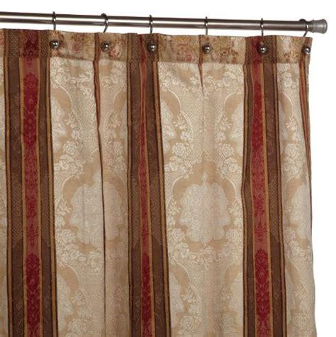 croscill fabric shower curtain liner akdy shower panel croscill home villanova shower curtain red