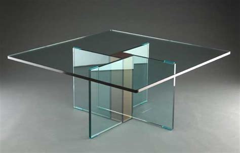 Glass Center Table | art n glass center table