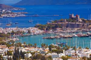 The St Tropez Of Turkey by Bodrum Three Families Six Children One Villa And