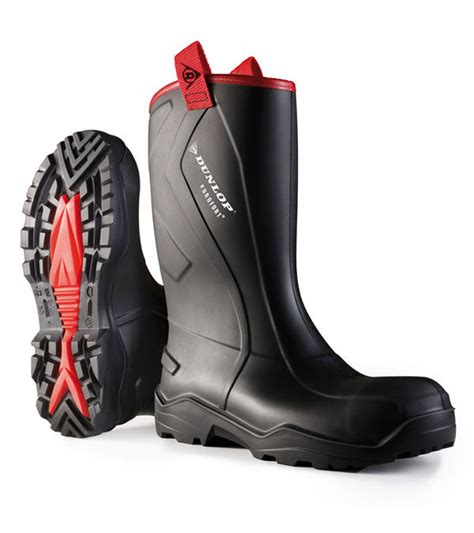 boots reviews dunlop purofort plus rugged safety wellington boots