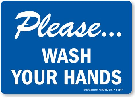 bathroom signs wash your hands please wash your hands sign free pdf sku s 4867