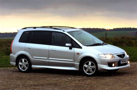 mazda premacy mazda premacy 2000 car review honest
