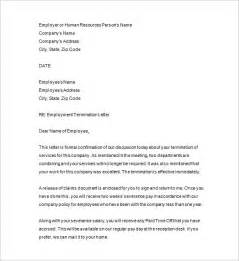 pdf letter template termination notice template 10 free word excel pdf