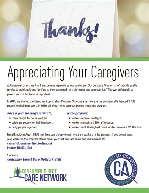 Direct Caregiver by Uncategorized Archives Consumer Direct Care Network