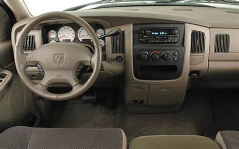 2003 Dodge Ram Interior by 2003 Truck Of The Year Winner 2003 Dodge Ram Heavy Duty