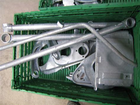 Achsen Lackieren Oder Pulverbeschichten by Verzinken Pulverbeschichten Fiatspider124 Restaurieren