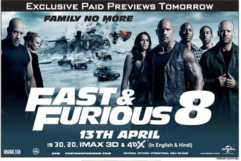 fast and furious 8 summary fast and furious 8 movie review by nipesh patel