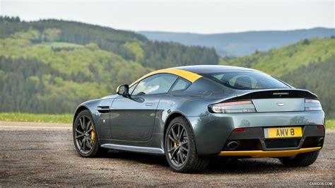 Aston Martin 117 by 2015 Aston Martin V8 Vantage N430 Alloro Green Rear Hd