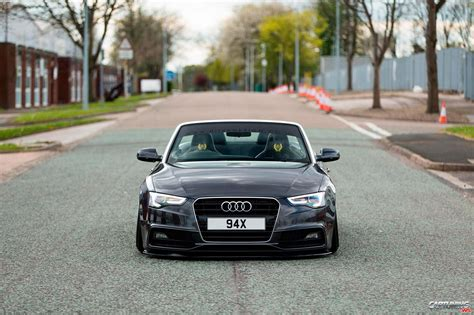 Audi A5 Cabrio Tuning by Tuning Audi A5 Cabrio Front