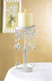 Candle Stand Decorations Wedding Decorations Beaded Candle Floral Holder