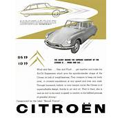 American Citro&235n DS 1957 Brochure