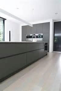 Grey Modern Kitchen Design 17 Best Ideas About Modern Grey Kitchen On Modern Kitchen Design Contemporary