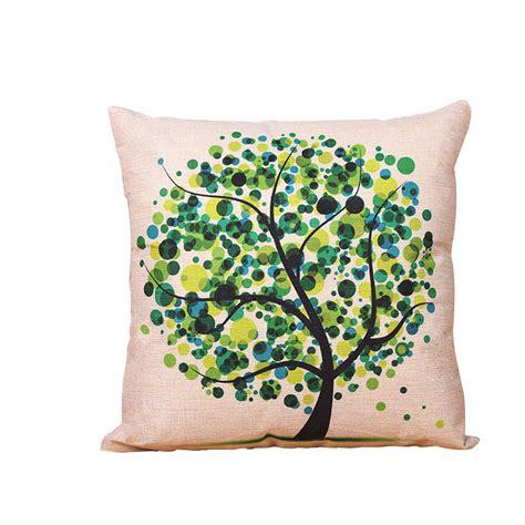 home decor throw pillows pack cotton linen decorative pillows cover home decor