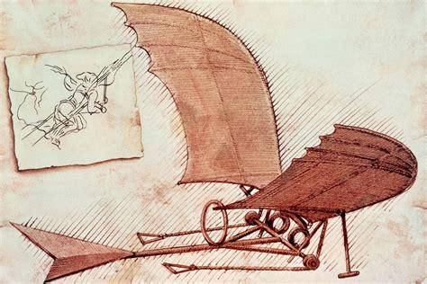 leonardo da vinci biography flying machine leonardo da vinc s dream of flying