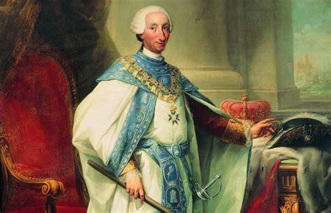 carlos iii un 8490604738 un simposio de historiadores y una exposici 243 n en el palacio real recuerdan a carlos iii