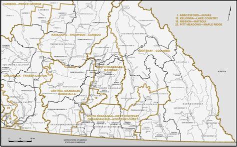 www southern proposed boundaries british columbia redistribution