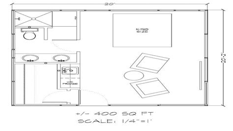 400 sq ft house floor plan 500 square feet 400 square feet tiny house floor plans