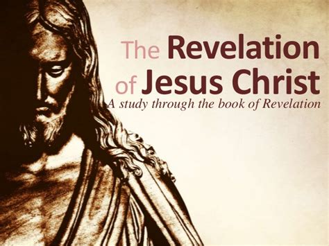 revelation through history books the revelation of jesus part 6