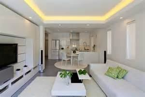living room and kitchen together small kitchen and living room together design