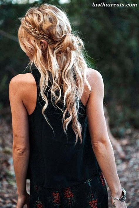 Bohemian Hairstyle by Top 25 Ideas About Bohemian Hairstyles On