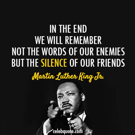 the silence of our friends books 187 martin luther king jr inspiring quotes poems speech