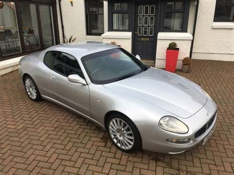 Maserati Cambiocorsa For Sale by 2003 Maserati 4200 Gt Coupe Cambiocorsa For Sale Car And