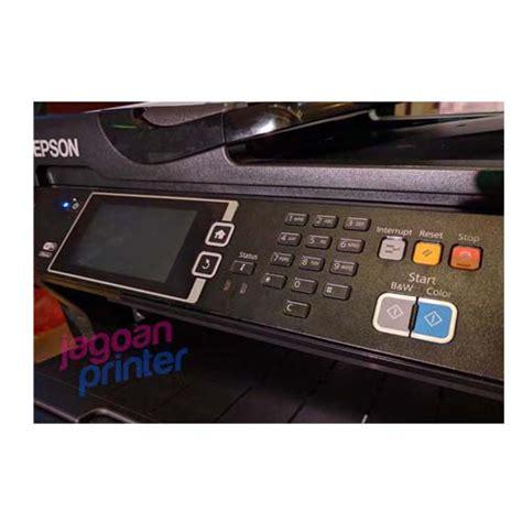 Printer Epson Multifungsi Termurah jual printer epson l1455 murah garansi jagoanprinter