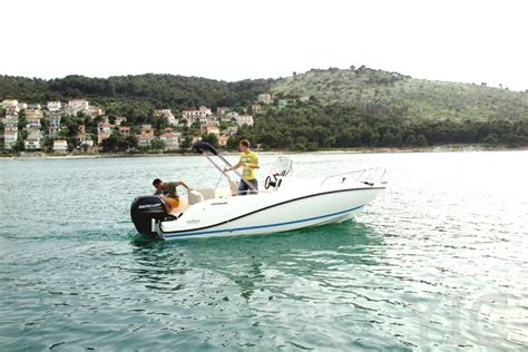 quicksilver small boat small boat charter quicksilver 605 activ open yachts in