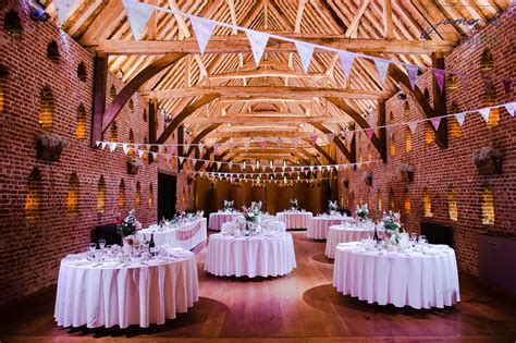 Jen & Steve ? The Great Barn, Hales Hall » Blog   Norfolk