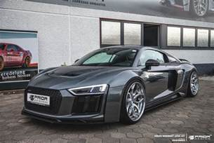 Audi R8 Kit Prior Design Widen The Audi R8 V10