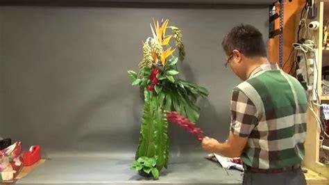 gordon new year flower arrangement b130 creative floral design 創意花藝設計