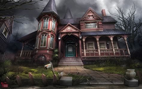 haunted house design pictures from haunted victorian haunted victorian house by dedyone on deviantart