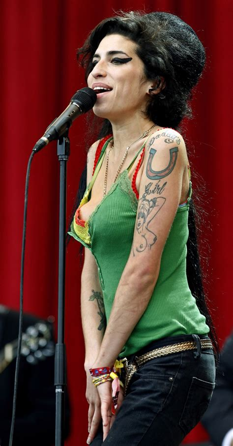 Winehouse Cause Of Detox by Excess Detox Led To Winehouse S Says Photos