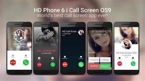 call themes apps hd phone 6 i call screen os9 android apps on google play