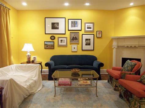Modern Living Room Colors