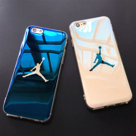 Mirror Basketball Nba Michael 23 For Iphone 6 fashion michael supernba 23 chicago tpu soft laser ultra thin back cover for
