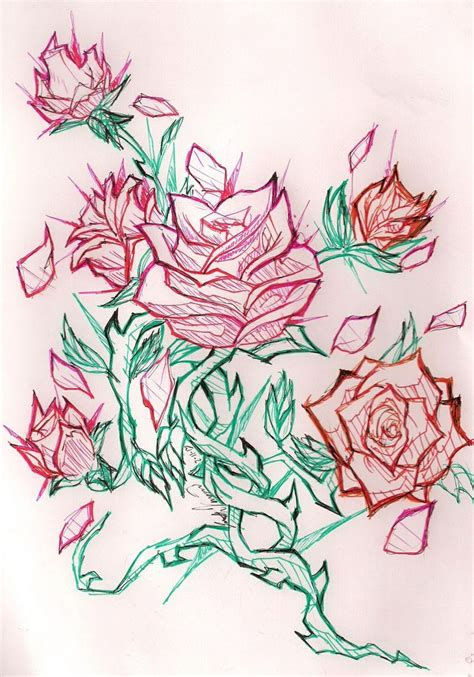 briar rose tattoo 184 best images about drawing on owl sketch
