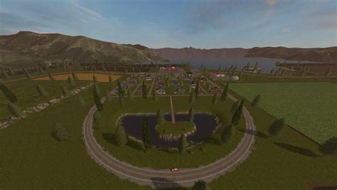 small town usa small town usa v2 for fs17 farming simulator 17 mod fs