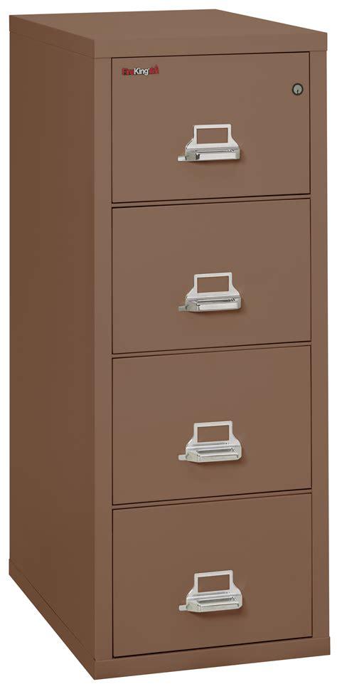 Fireproof Filing Cabinet 744a 1 4 drawer fireproof vertical file cabinet fireking 4 2131 c