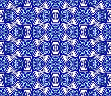 blue islamic pattern in the beginning there was consciousness traditional hikma
