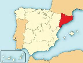 Galicia Spain Map by Exploring Catalunya