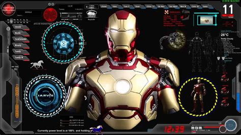 jarvis animated wallpaper for mac ultra hd 4k ironman wallpaper download for free