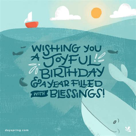 Free Dayspring Email Birthday Cards