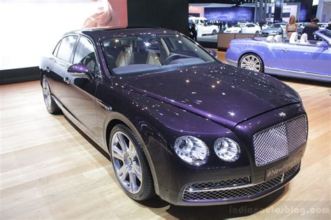 bentley made in what country new bentley continental flying spur debut at new york auto