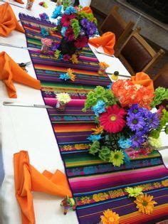 Mexican Table Ls by 1000 Images About Rainbow Wedding On Rainbow