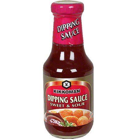 kikkoman sweet  sour  oz sauce pack