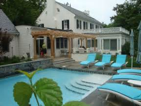 Pools And Patios Designs Fredericksburg Pool Patio Pergola Design Revolutionary Gardens
