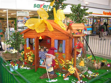 Home Decorations For Christmas shopping centre easter displays seasonal decorations